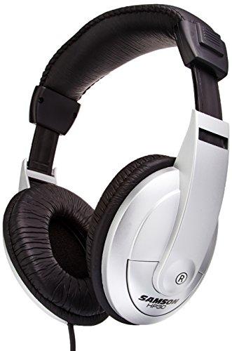Samson HP30 Stereo Headphones - Black Samson
