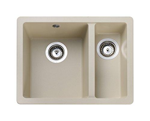 (Rangemaster PAR3115SN/ Paragon Kitchen Sink, Stone)
