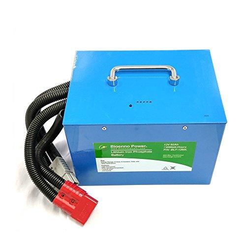 Bioenno Power 12V, 60Ah LFP Battery (Al-Case, BLF-1260L)