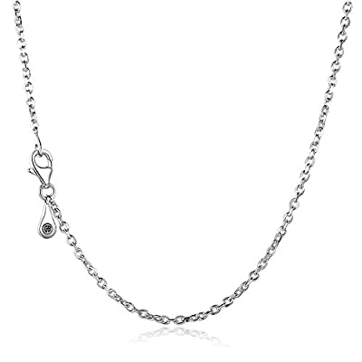 Glamulet Jewelry - 60cm 925 Necklace -- 925 Sterling Silver by Glamulet