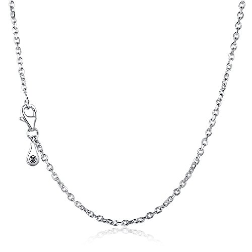 Glamulet Jewelry Women's 925 Sterling Silver 60cm Necklace (Build A Bear Small Monkey compare prices)