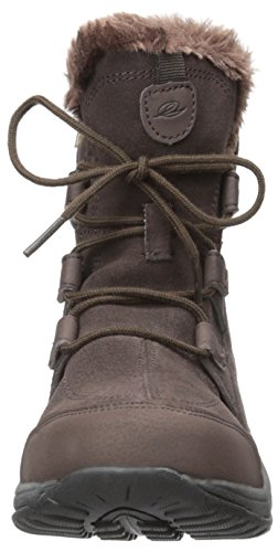 Easy Spirit Womens Severine Boot Marrone Scuro