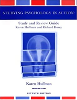 Psychology in Action: 9780471263265: Medicine & Health Science ...