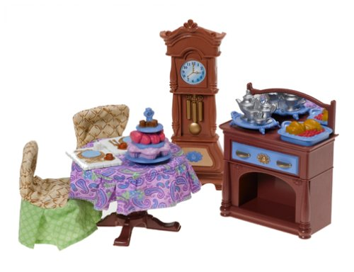 Amazon Fisher Price Loving Family Dining Room Toys Games