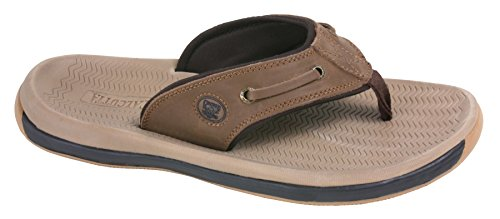 Calcutta CC66042BRN-12 BlueWater Sandals with Non Slip - Bluewater Boots