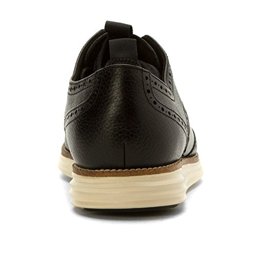 Cole Haan Mens Originale Grande Neoprene Foderato Ala Oxford Nero Oxford