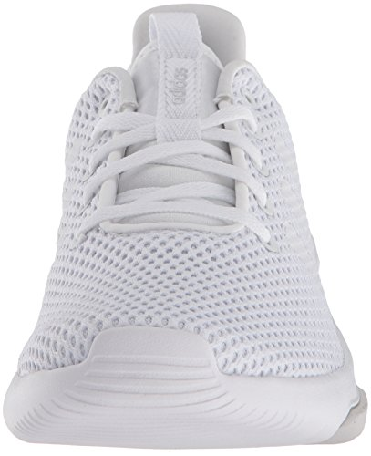 adidas Women's CF Racer TR W Running Shoe White/White/Matte Silver free shipping best store to get cheap real eastbay big discount sale online 2015 new for sale pay with paypal for sale CwW8j1T6