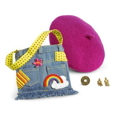 """American Girl Ivy's Accessories for 18"""" Dolls"""