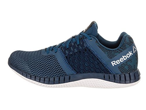 Reebok Womens Zprint Run Hazard Gp Walking Shoe Nbl / Blue / Navy / Wht