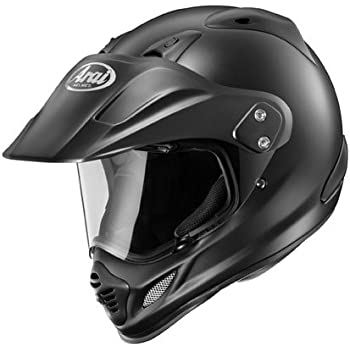 Arai Solid Adult XD4 Off-Road Motorcycle Helmet - Black Frost /X-Large