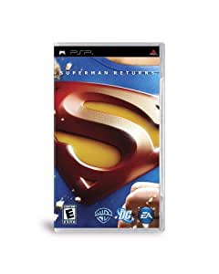 Superman Returns: The Video Game for PlayStation Portable