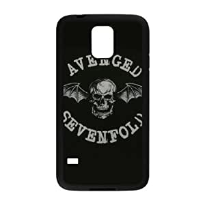 Samsung Galaxy S5 Phone Case Black Avenged Sevenfold KG6359388