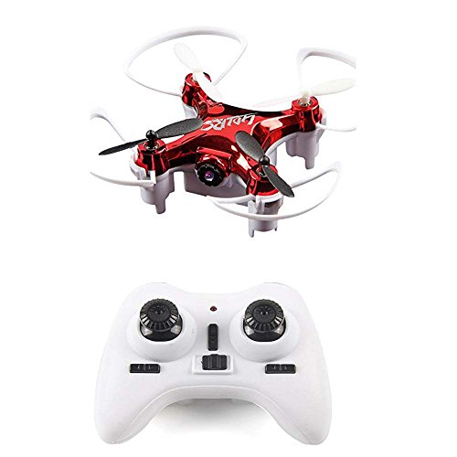 LIDIRC Real time Quadcopter Headless Drone Red product image