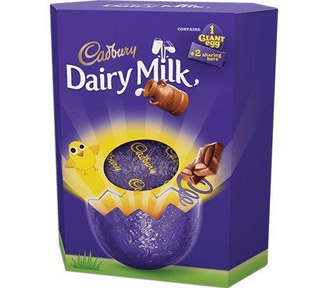 Cadbury Dairy Milk 515g Giant