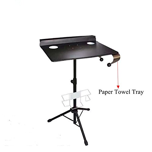 Tattoo Workstation Table -Yuelong Adjustable Tattoo Work Station Table Desk Steel Portable Collapsable,Tattoo Table Use for Tattoo ink,Tattoo Machines,Tattoo Supplies by Yuelong (Image #5)