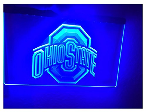 Ohio State Buckeyes, ohio state university, NCAA, Pac 12, College Football, Brutus Buckeye. Buckeye Sign, Buckeye Light, Brutus Buckey