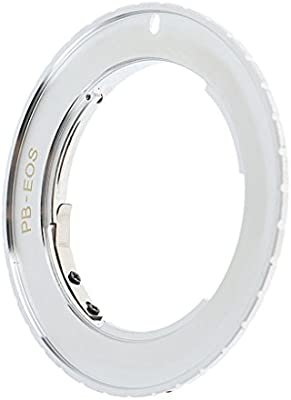 Lens Adapter Ring PB to EOS for Canon EF Mount Cameras 450D 550D 600D 700D