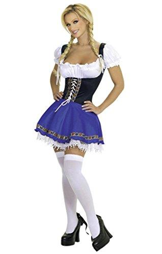Sexy Swedish Maiden Halloween Costume (Sexy German Costume)