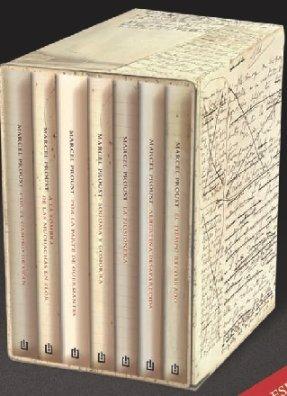 En busca del tiempo perdido / In Search of Lost Times: Por la parte de Swann & A la sombra de las muchachas en flor & La parte de Guermantes & Sodoma ... & The part of Guermantes... (Spanish Edition) by Debolsillo
