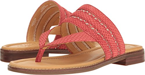 Sperry Top-Sider Gold Cup Abbey Anne Sandal Women 8 Rose