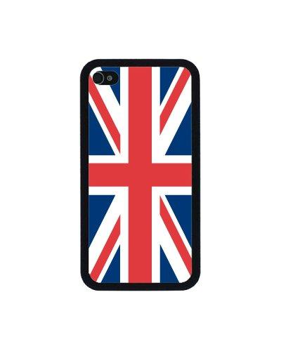 CoverYours Coque pour iPhone 4/4S (Drapeau britannique)
