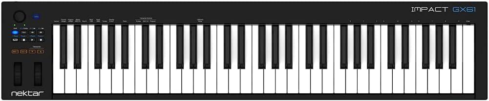 Nektar, 61-Key Impact GX61 Controller Keyboard
