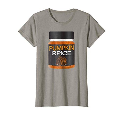 (Womens Pumpkin Spice Rack Girls Matching Halloween Costume Shirt Medium)