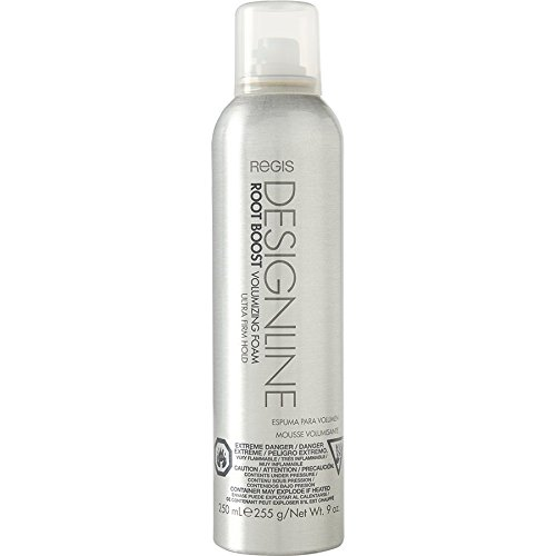 Regis DESIGNLINE Root Boost Volumizing Foam, 9oz CONAIR