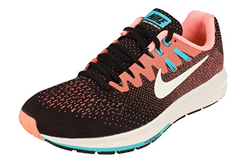 9e6b908ffe9 Nike Womens Air Zoom Structure 20 Running Trainers 849577 Sneakers Shoes (UK  5 US 7.5 EU 38.5