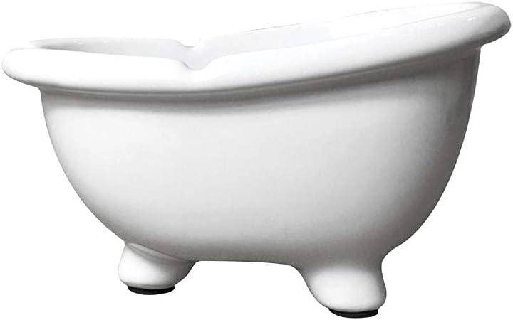 ABC bagno portasapone vasca da bagno Porcellana bianca