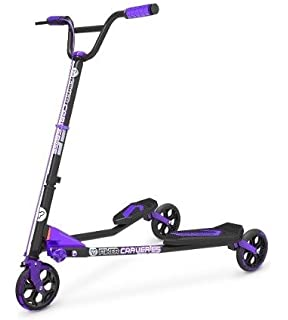 Amazon.com : Yvolution Y Fliker Air A3 Kids Drifting Scooter ...