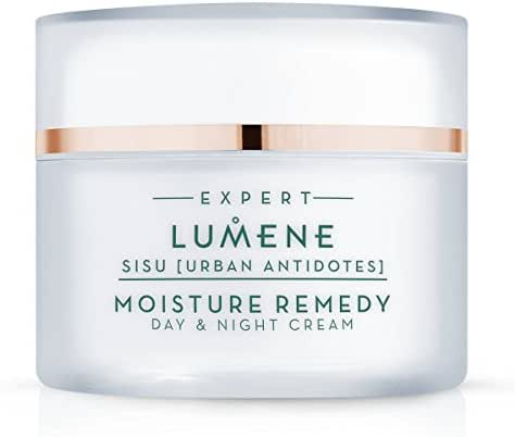 Lumene Sisu Moisture Remedy Day & Night Cream, 1.7 Fluid Ounce