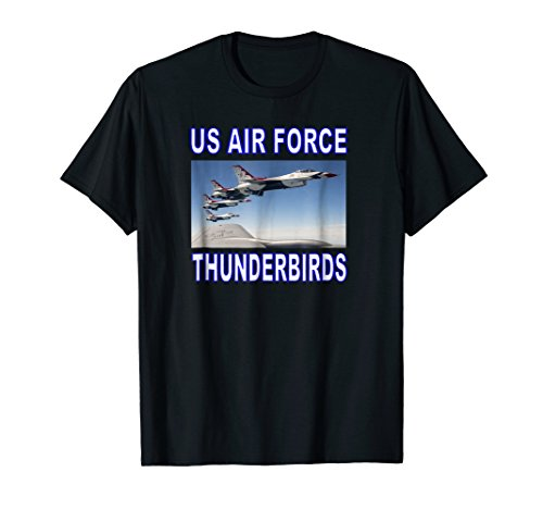 U.S. Air Force Thunderbirds Aerial Demonstration Squadron 12