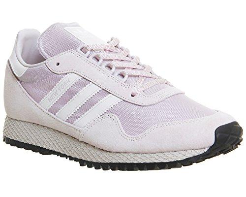 para deporte Purple Ice York adidas White New Zapatillas hombre de XnIv6