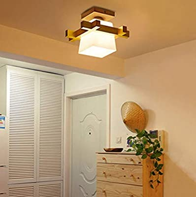 ZYY Armario Luces de techo Estilo chino Corredor Lámparas de ...