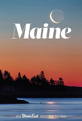Maine: 2018 Down East Engagement Calendar