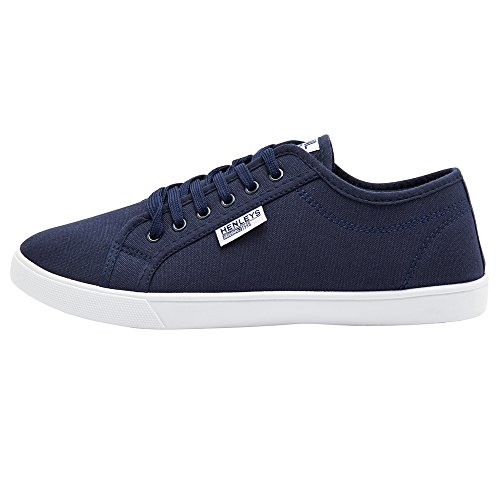 Foundation Men's Blue Shoes KRMSL373 Connor Navy Quiksilver Canvas a5wqSAwf
