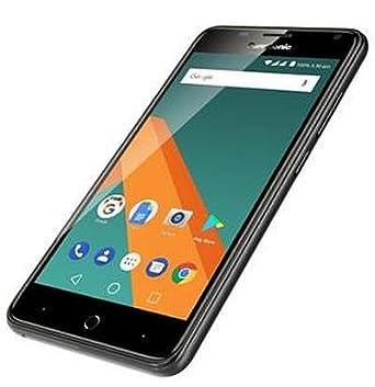 Panasonic Eluga P9 EB-90S50P09K (Black, 16GB) Smartphones at amazon