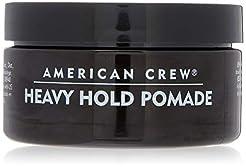 American Crew Heavy Hold Pomade, 3 Oz, 5...