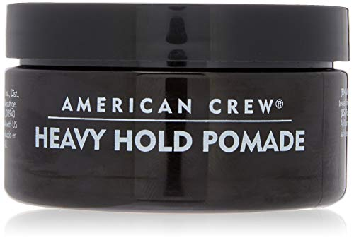 American Crew Heavy Hold Pomade, 3 Oz, 5 Fl Oz (Best Medium Hold Pomade)