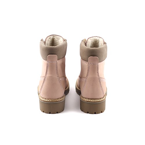 Star Femme Eden 15 Rose Bottines Light of Pink Apple q6pawP7xa