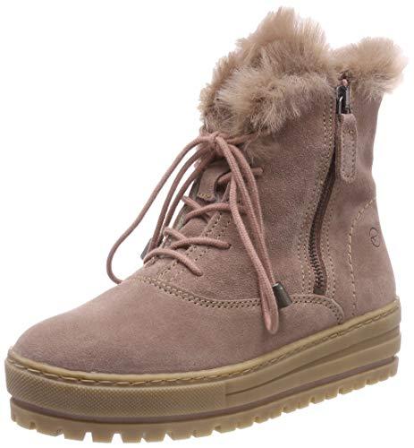 Boots Ankle 31 Pink Tamaris 560 powder Women''s 26084 qw8Zx