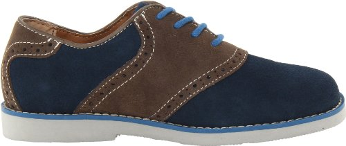 Florsheim Kids Kennett JR Saddle Shoe (Toddler/Little Kid/Big Kid)