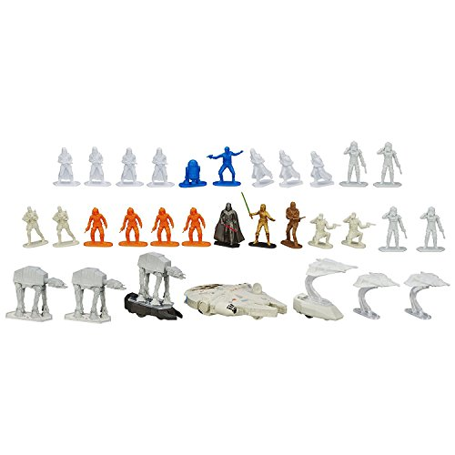 Star Wars Action Figures for Kids Millennium Falcon Toy Set by Power Brand
