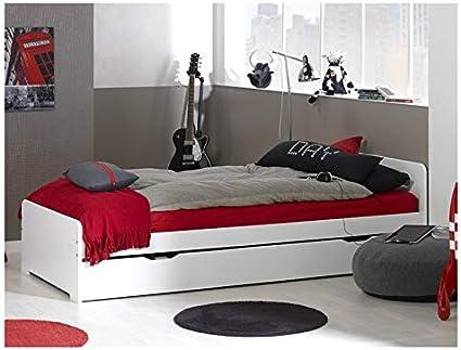 Alfred & Compagnie - Cama nido (90 x 200 cm, incluye somieres ...