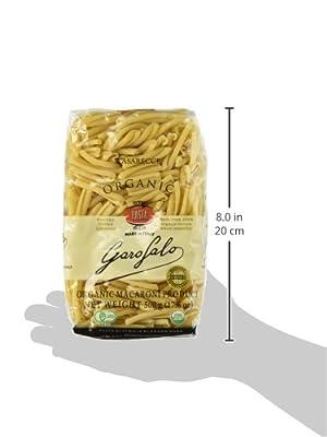 Garofalo Variety Pack 100% Organic 6 Pack - 1.1 Lb Each by Garofalo