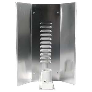 Pequeño Elektrox reflector para bombilla de bajo consumo