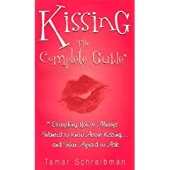 Image: Kissing: The Complete Guide, by Tamar Schreibman (Author). Publisher: Simon Pulse (February 1, 2000)