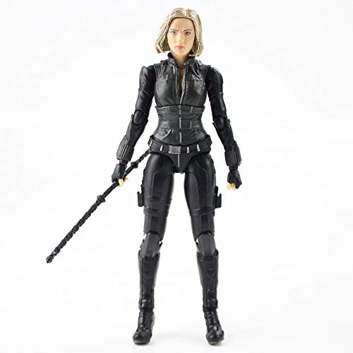 PAPIN Action Figure 5 inch Hot Toys Universe Comic Legends Movie Series Doll Toy Figures Christmas Halloween Collectable Gift Mini Small Collectibles Collectible Big Large Gifts for Kids Baby]()
