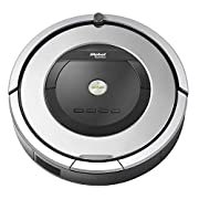 Amazon #DealOfTheDay: iRobot Roomba 860 Robotic Vacuum with Virtual Wall Barrier and Scheduling Feature (Renewed)